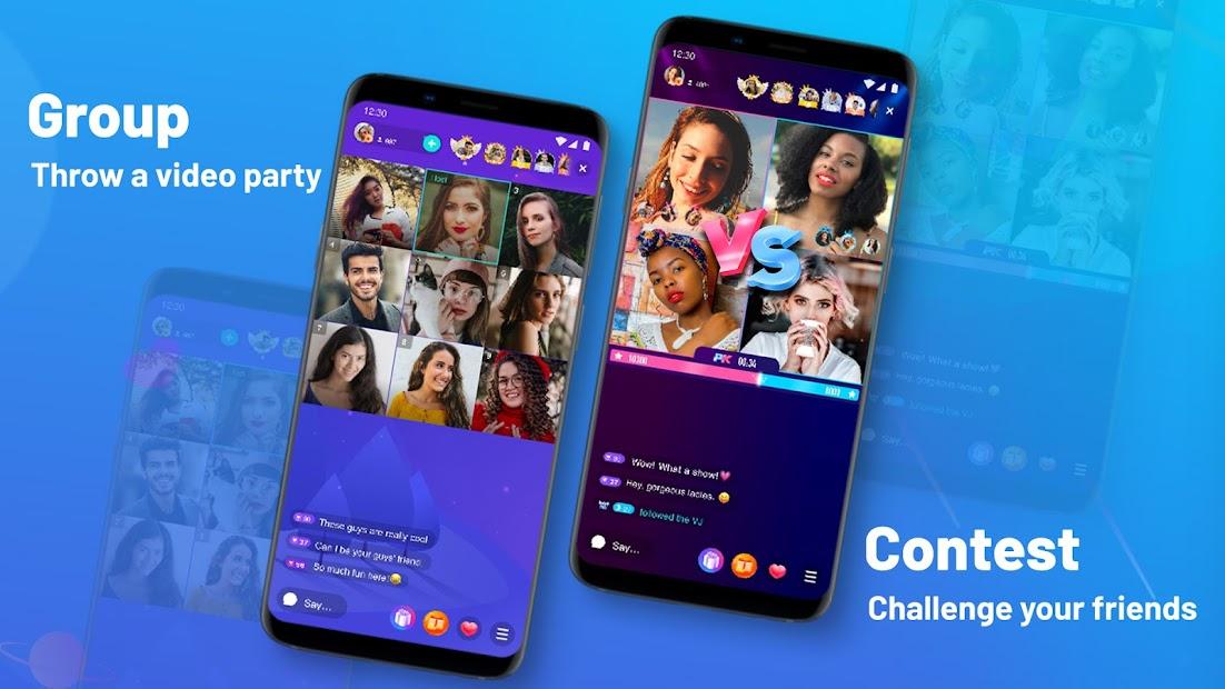 MICO: Make Friends, Live Chat and Go Live Stream screenshot 1