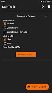 Star Trails Premium Apk 1.2.0.8 (Mod/Premium Unlocked) 3