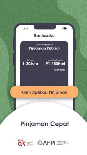 BantuSaku – Pinjaman Uang Online Syarat Mudah
