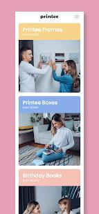 Printee – Photo printing app