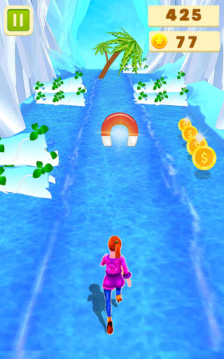 Royal Princess Island Run - Princess Runner Games 3.8 screenshots 12