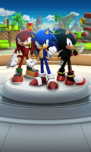 Sonic Forces: Speed Battle 3