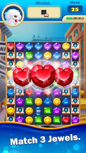 Jewels City POP : Match 3 World screenshots 11
