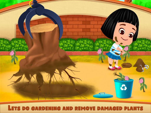 Home and Garden Cleaning Game - Fix and Repair It apktram screenshots 3