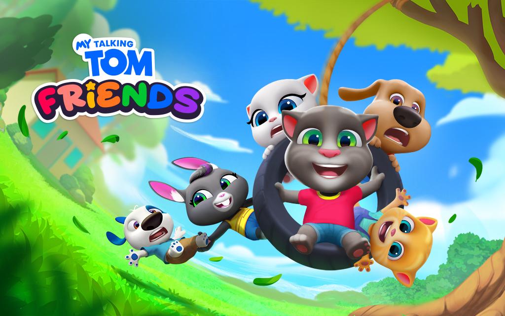 My Talking Tom Friends poster 6