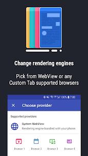 Lynket Browser (previously Chromer) 3