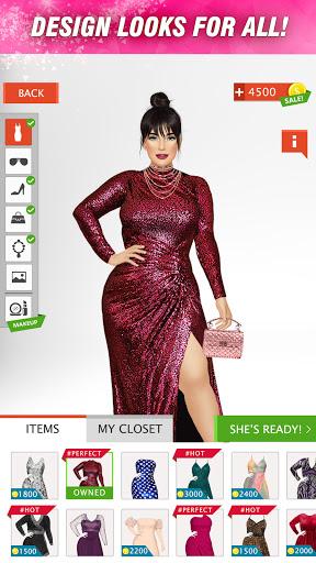 International Fashion Stylist - Dress Up Games  screenshots 7