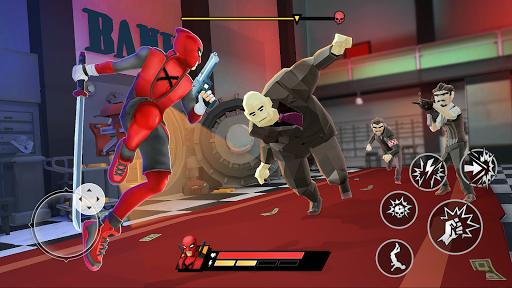 Dead X Hero: Crime City Fighting 1.0.5 screenshots 3