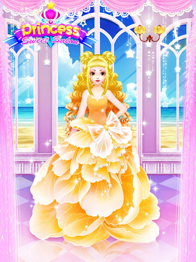 Princess Dress up Games - Princess Fashion Salon 1.30 Screenshots 7