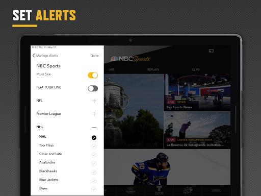 NBC Sports 8.1.7 Screenshots 14