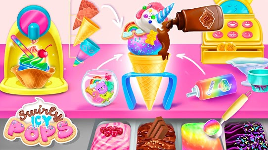 Swirly Icy Pops – Surprise DIY Ice Cream Shop 3
