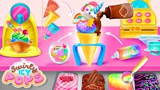 Swirly Icy Pops - Surprise DIY Ice Cream Shopのおすすめ画像3