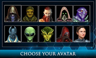Galactic Emperor: space strategy & RPG, Sci-Fi