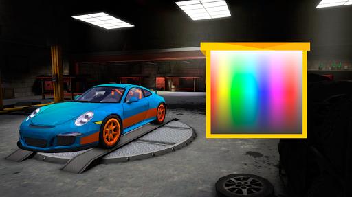 Racing Car Driving Simulator 4.7 screenshots 4