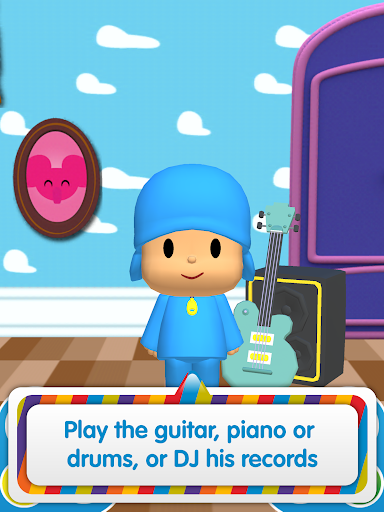 Talking Pocoyo 2 - Play and Learn with Kids 1.34 screenshots 11