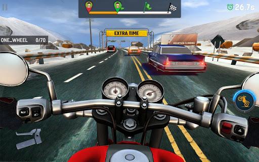 Bike Rider Mobile: Racing Duels & Highway Traffic apktram screenshots 1