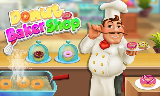 Donuts Factory Game : Donuts Cooking Game 1.0.3 screenshots 5