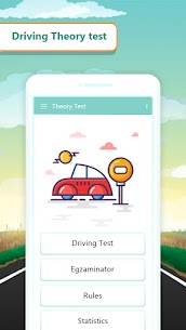 Driving Theory Test and Signs Code 2021 App For Android 1