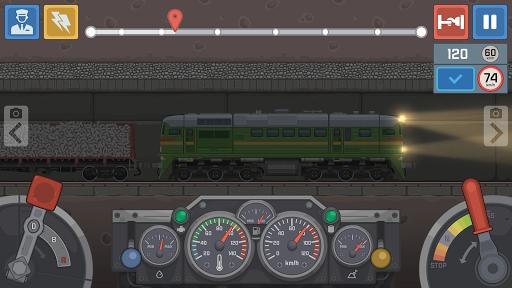 Train Simulator 0.1.74 screenshots 4