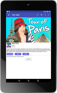 Your Guide - World Travel Tour Guide