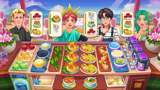 Cooking Dream: Crazy Chef Restaurant Cooking Games 2