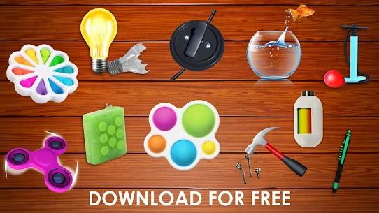 Fidget Toys 3D MOD APK (No Ads) Download 8