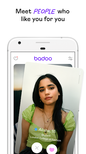 Badoo u2014 Dating App to Chat, Date & Meet New People modavailable screenshots 2