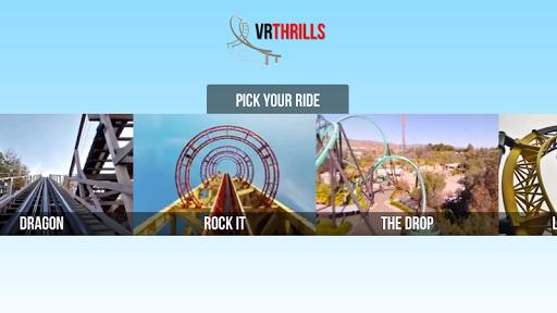 VR Thrills: Roller Coaster 360 (Cardboard Game) 2.1.7 Screenshots 11