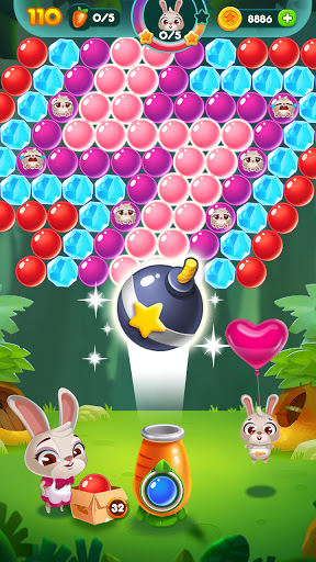 Bubble Bunny: Animal Forest 1.0.3 screenshots 1