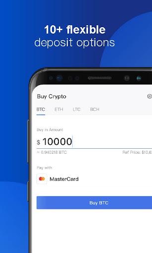 OKEx - Bitcoin/Crypto Trading Platform android2mod screenshots 6