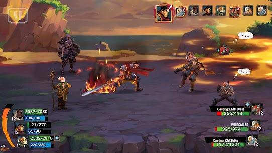 Battle Chasers: Nightwar 1.0.19 MOD APK [FREE PURCHASE / UNLOCKED] 1