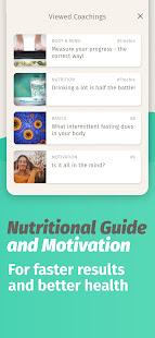 BodyFast Intermittent Fasting Tracker - Diet Coach 3.7.12 Screenshots 5