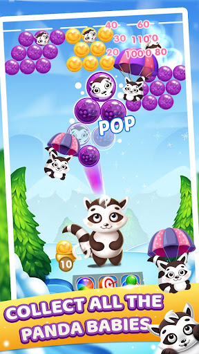 Raccoon Bubbles  screenshots 3