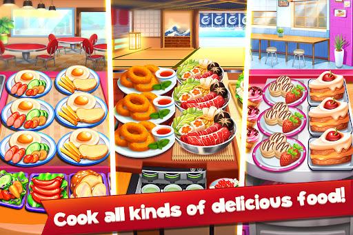Restaurant Cooking: Crazy Chef & Home Design 1.3.4 screenshots 1