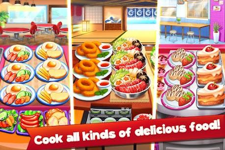 Restaurant Cooking  Crazy Chef  Home Design Apk Download 2021 3