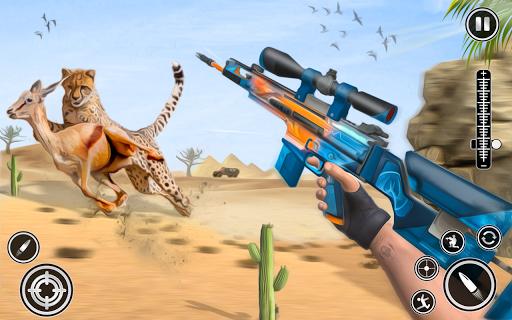 Wild Assassin Animal Hunter: Sniper Hunting Games  screenshots 23