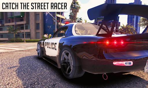 Real Police Car Simulator: Police Car Drift Sim android2mod screenshots 4