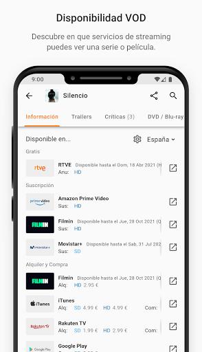 PlayMax - Seguimiento de series y pelu00edculas apktram screenshots 3