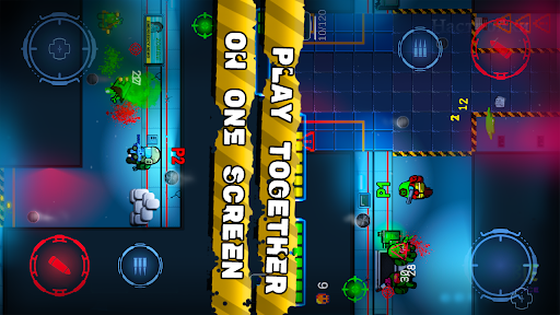 Zombie Among Space  screenshots 3