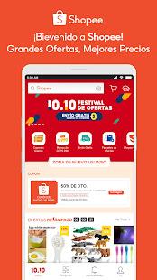Shopee CO 10.10 Festival 2.77.30 APK screenshots 1
