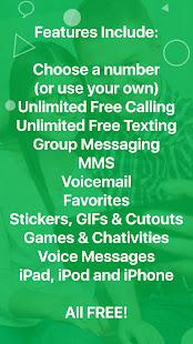 textPlus: Free Text & Calls 7.7.5 Screenshots 10