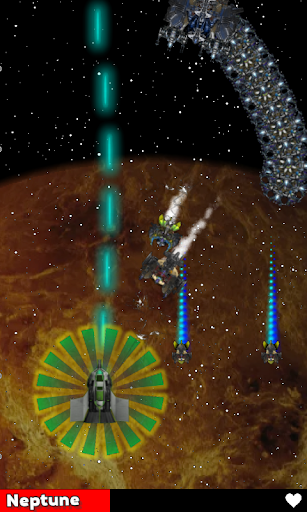 Spaceship Wargame 1 : Alien Shooter 3.8.95 screenshots 4