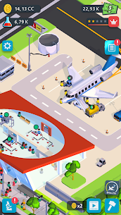 Airport Inc. – Idle Tycoon Game ✈️ Mod Apk 1.3.13 (Free Shopping) 7