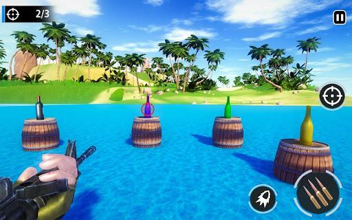 Real Bottle Shoot Expert 3D: Bottle Shooting Games  screenshots 2