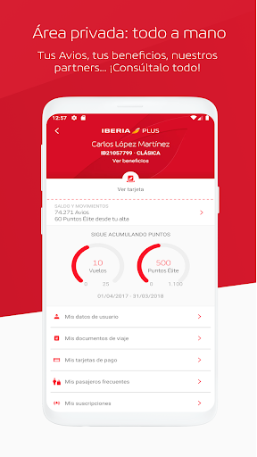 Iberia modavailable screenshots 5