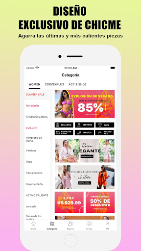 Chic Me - Best Shopping Deals apktram screenshots 15