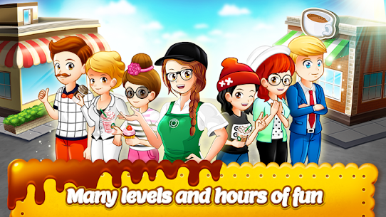 Cafe Panic: Cooking Restaurant 1.26.12a MOD APK [UNLIMITED MONEY] 5