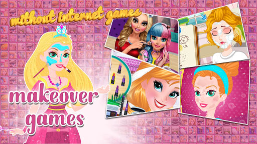 GGY Girl Offline Games  screenshots 2