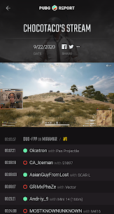 PUBG Report Apk Download 4