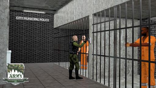 Army Criminals Transport Plane 2.0  screenshots 5